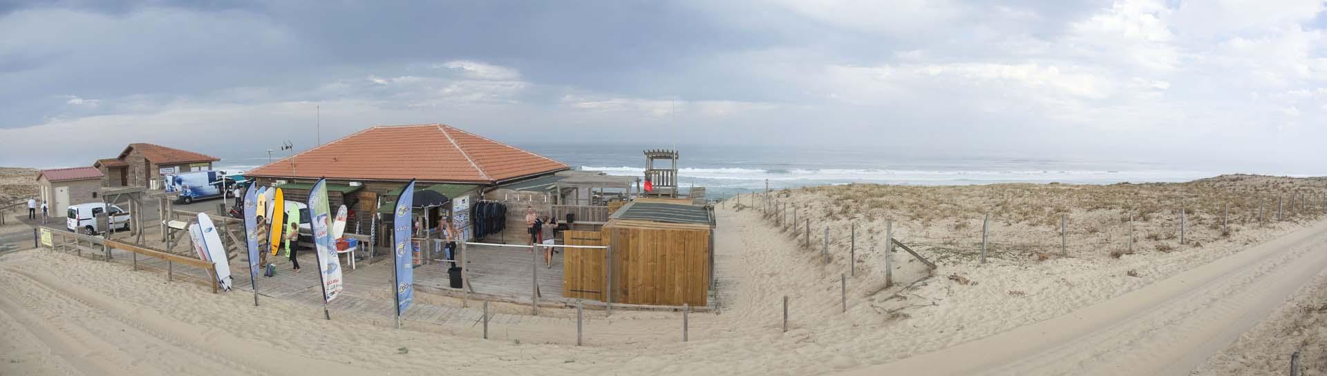 Ecole de surf La Dune - Messanges